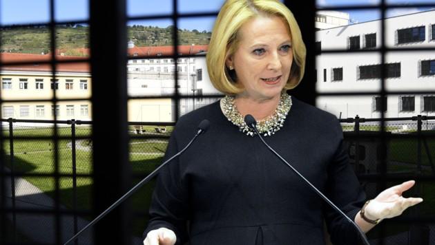 Nationalratspräsidentin Doris Bures (Bild: APA/Helmuth Fohringer, APA/Herbert Pfarrhofer)