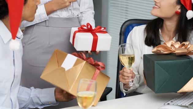 Compliance Weihnachtsgeschenke.Weihnachtsgeschenke Im Job Tipps Und Infos Krone At
