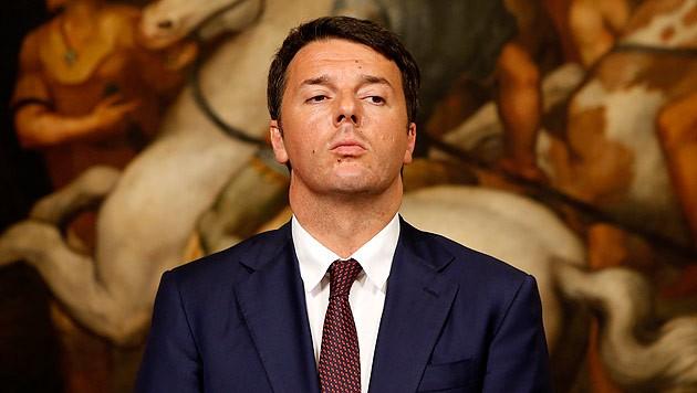 Matteo Renzi (Bild: AP)