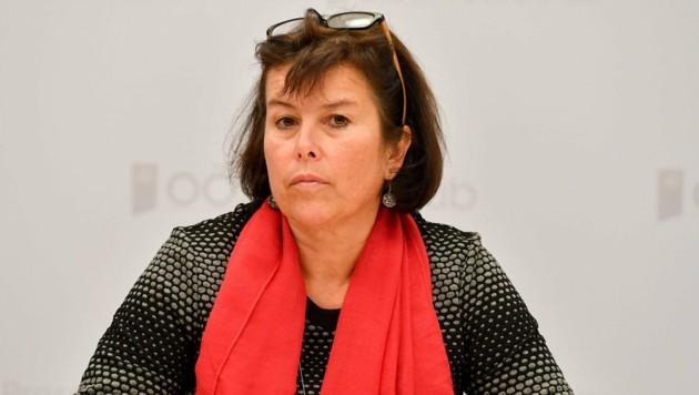 SPÖ-Landeschefin Birgit Gerstorfer ist Soziallandesrätin