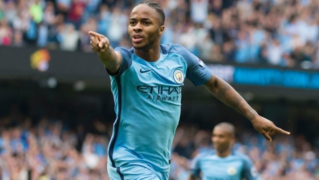 Raheem Sterling von Manchester City