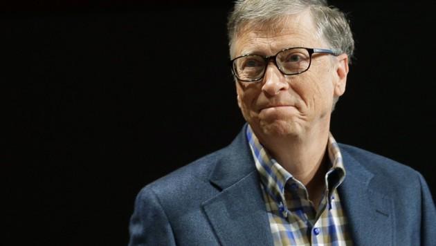 Bill Gates (Bild: AP)