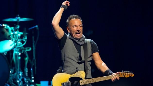 Bruce Springsteen (Bild: Bertrand Guay/AFP)