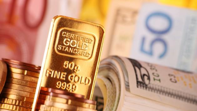 Langfristig das Vermögen absichern: Dazu führt an Gold kein Weg vorbei. (Bild: thinkstockphotos.de)