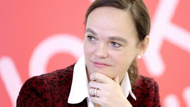 Sonja Hammerschmid (SPÖ) (Bild: APA/Georg Hochmuth)