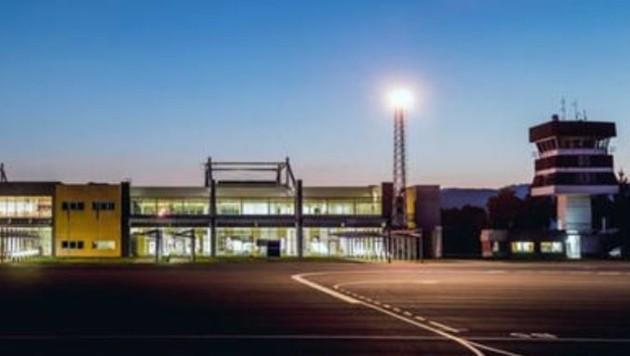 Eine Salzburger Firma lieferte ein Gerät für den Marburger Flughafen, die Betrüger wollten ans Geld.
