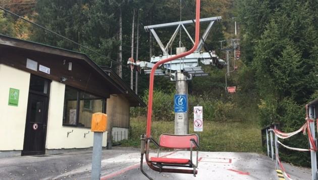 Der Sonnwendjochlift in Kramsach wird endgültig abgebaut. (Bild: TVB Alpbachtal)