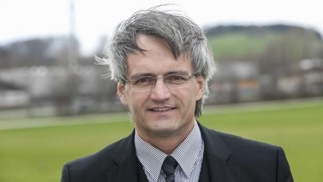 Gerhard Kronreif (Bild: Markus Tschepp)