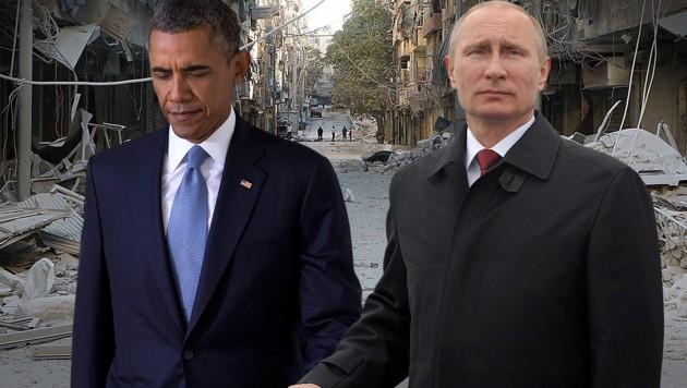 (Bild: EPA/Alexey Druginyn/RIA Novosti, Associated Press)