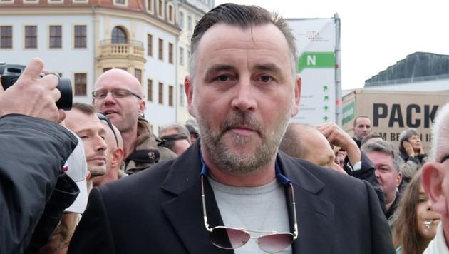 Pegida-Gründer Lutz Bachmann: Gegen ihn läuft ein Verfahren wegen Volksverhetzung.