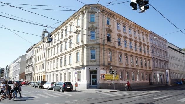 """Der """"Alt-Wien""""-Standort in Ottakring"""