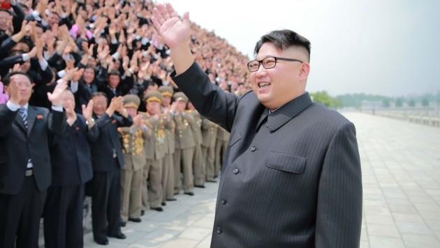 (Bild: APA/AFP/KCNA)