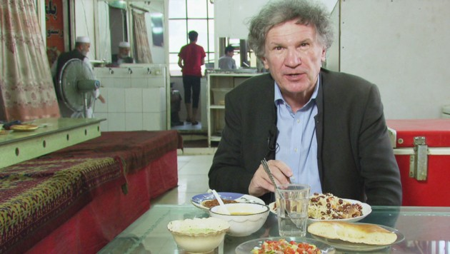 Fritz Orter in Kabul