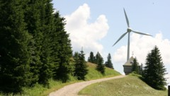 Bisher waren Windkraftprojekte in Salzburg zum Scheitern verurteilt (Bild: Neumayr)
