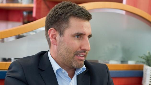 Christian Klement, Geschäftsführer von epunkt