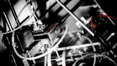 Durch 3D-Bioprinting könne die Feinstruktur eines bestimmten Organs nachgebildet werden - im Bild ein 3D-Drucker (Symbolbild). (Bild: flickr.com/yoancarle)