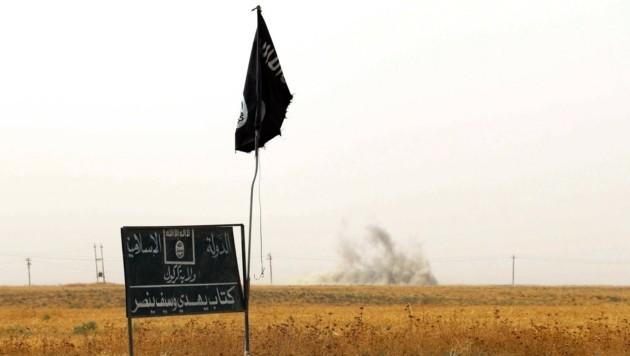 Der IS befindet sich im Norden Iraks auf dem Rückzug.
