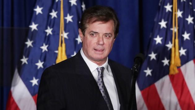Paul Manafort (Bild: APA/AFP/Getty Images/Chip Somodevilla)