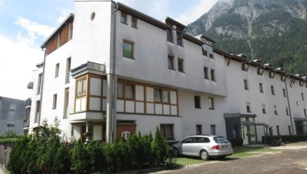 In dieser Wohnanlage in Jenbach soll sich das Beziehungsdrama ereignet haben. (Bild: Zoom.Tirol)