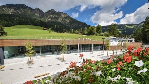 Das erweiterte Congresshaus bringt auch langfristig Pluspunkte für Alpbach. (Bild: Gabriele Griessenboeck)