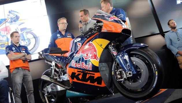 KTMs MotoGPler im Interview mit Alex Hofmann