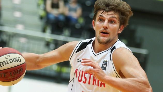 Moritz Lanegger (Bild: GEPA)