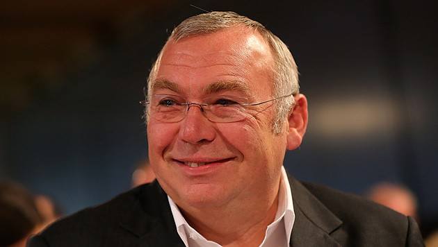 Alfred Gusenbauer (Bild: Peter Tomschi)