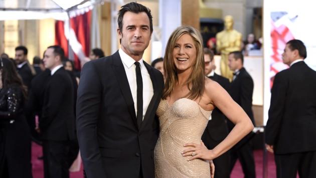 Seit Anfang August 2015 sind Justin Theroux und Jennifer Aniston verheiratet.