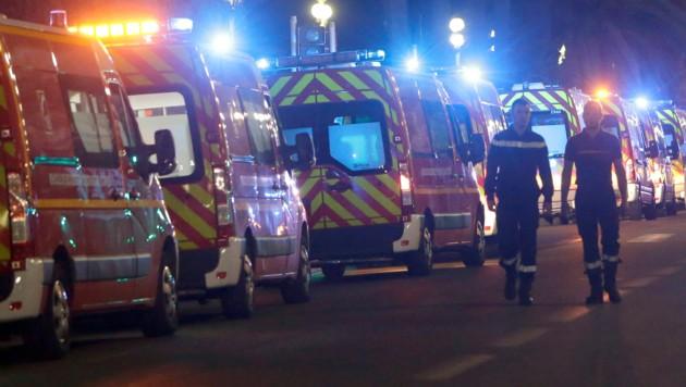 Beim Anschlag in Nizza starben 84 Menschen.