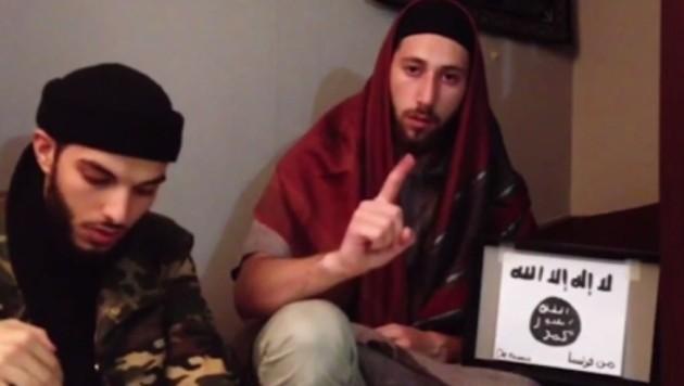 Die beiden IS-Schlächter von Rouen