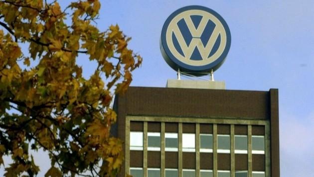 Die Volkswagen-Konzernzentrale in Wolfsburg (Bild: APA/dpa/Wolfgang Weihs)