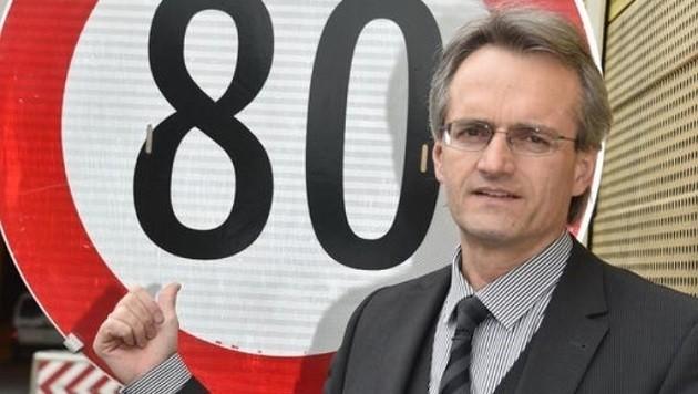 Fakten und Daten sprechen für ein differenziertes Autobahn-Tempo, so Gutachter DI Gerhard Kronreif.