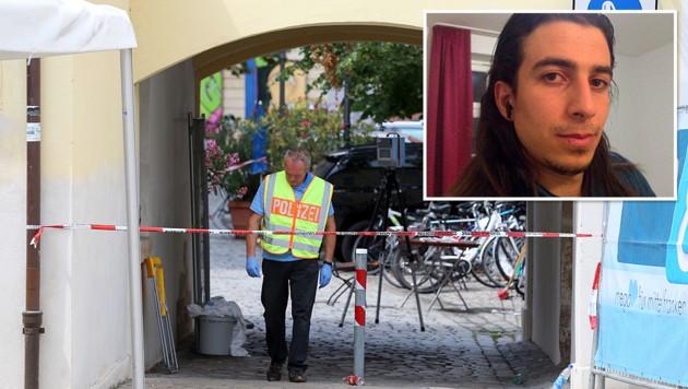 Mohammad Daleel wollte unter keinen Umständen nach Bulgarien abgeschoben werden.