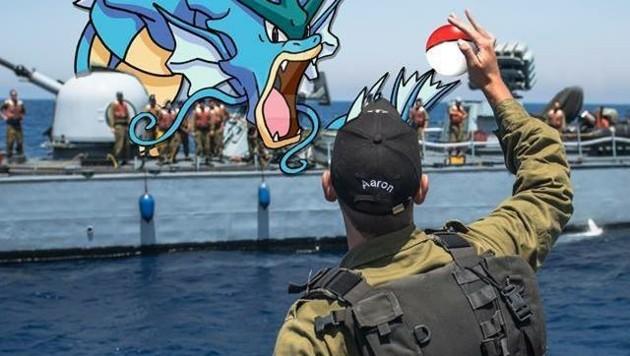 (Bild: facebook.com/israel.navy)