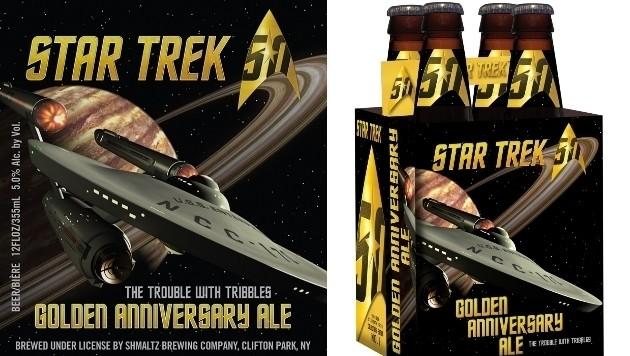 "Das ""Tribbles""-Bier zum 50er"