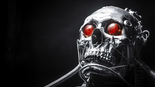 Künstliche Intelligenz: Vom Menschen erschaffene Maschinen könnten auch unsere Totengräber werden.