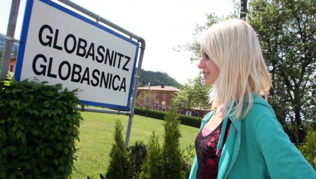 Zweisprachige Ortstafeln sind in Kärnten seither kein Aufreger mehr und gehören ganz einfach dazu (Bild: Kronen Zeitung)