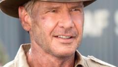 """Harrison Ford in """"Indiana Jones und das Königreich des Kristallschädels"""" (Bild: EPA)"""
