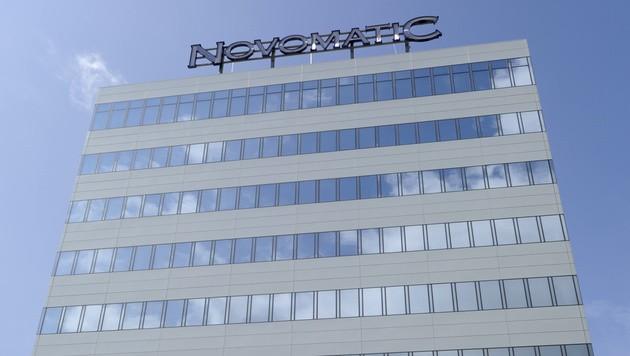 Die Novomatic-Konzernzentrale in Niederösterreich (Bild: APA/Helmut Fohringer)