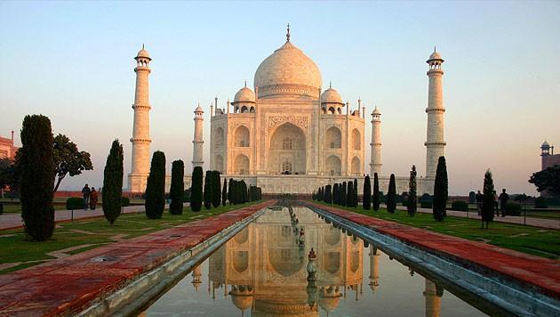 Bald ist die Mülldeponie großer als das Taj Mahal. (Bild: thinkstockphotos.de)