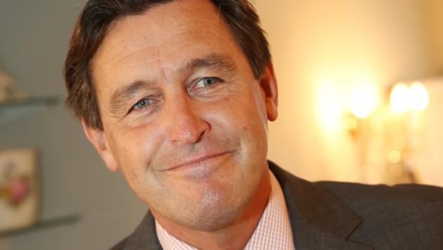 Wien-Holding-Boss Peter Hanke