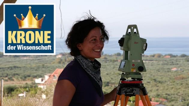 """Archäologin Barbara Horejs (Bild: """"Krone"""")"""
