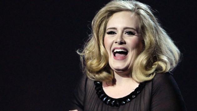 Adele (Bild: AP)
