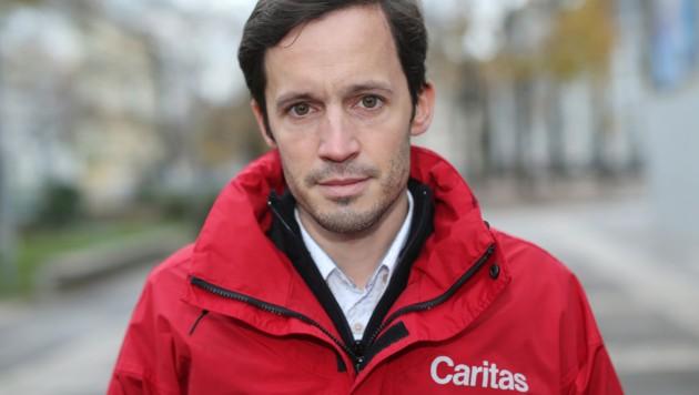 Caritas-Generalsekretär Klaus Schwertner