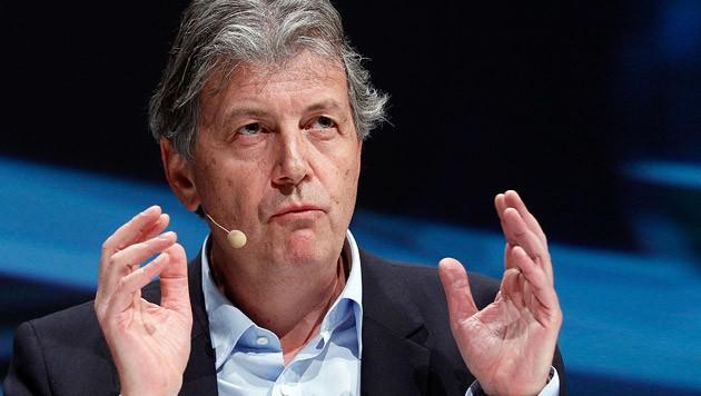 Medienmanager Gerhard Zeiler (Bild: APA/GEORG HOCHMUTH)