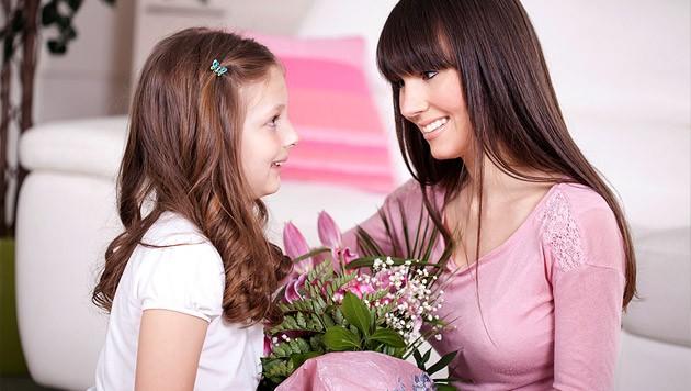Zum Muttertag lassen wir Blumen sprechen (Bild: thinkstockphotos.de)