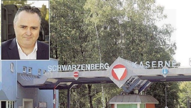 Minister Hans Peter Doskozil lässt den Verkauf noch einmal prüfen, bis dahin ist alles ausgesetzt. (Bild: Markus Tschepp)