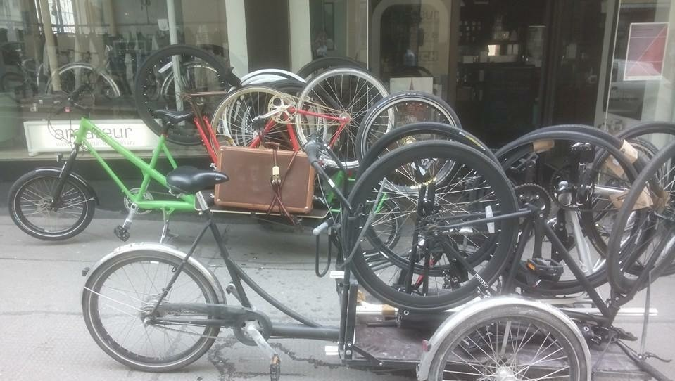 Top 5: Die abgefahrensten Bikeshops Wiens   krone.at