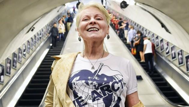 Vivienne Westwood (Bild: EPA)