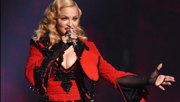 Madonna (Bild: John Shearer/Invision/AP)